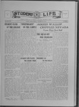 Student Life, October 22, 1915, Vol. 14, No. 5