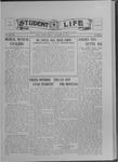 Student Life, November 12, 1915, Vol. 14, No. 8