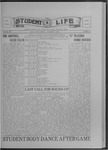 Student Life, January 21, 1916, Vol. 14, No. 15