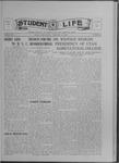 Student Life, February 11, 1916, Vol. 14, No. 18
