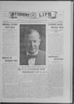 Student Life, February 18, 1916, Vol. 14, No. 19