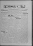 Student Life, February 25, 1916, Vol. 14, No. 20