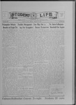 Student Life, March 10, 1916, Vol. 14, No. 22