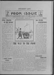 Student Life, March 31, 1916, Vol. 14, No. 25