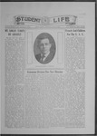 Student Life, July 6, 1916