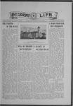 Student Life, July 13, 1916