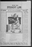 Student Life, November 24, 1916, Vol. 15, No. 10