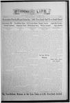 Student Life, September 27, 1917, Vol. 16, No. 3