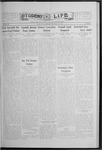Student Life, December 13, 1917, Vol. 16, No. 14