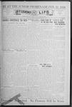 Student Life, February 14, 1918, Vol. 16, No. 21