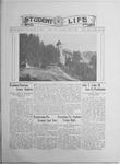Student Life, June 12, 1918