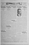 Student Life, October 11, 1918, Vol. 17, No. 2