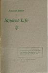 Student Life, February, 1919, Souvenir Edition