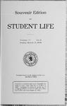 Student Life, March 14, 1919, Vol. 17, No. 9, Souvenir Edition