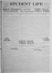Student Life, May 2, 1919, Vol. 17, No. 16