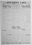 Student Life, May 16, 1919, Vol. 17, No. 18