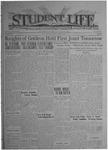 Student Life, October 10, 1919, Vol. 18, No. 4