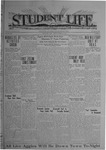 Student Life, October 17, 1919, Vol. 18, No. 5 - Managers of Activities Chosen