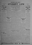 Student Life, December 12, 1919, Vol. 18, No. 11