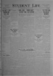 Student Life, February 13, 1920, Vol. 18, No. 18