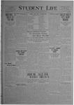 Student Life, February 20, 1920, Vol. 18, No. 19