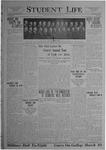 Student Life, March 5, 1920, Vol. 18, No. 21