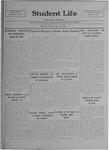 Student Life, June 3, 1920, Summer Edition