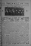 Student Life, February 11, 1921, Vol. 19, No. 19