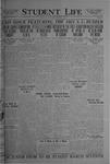 Student Life, February 25, 1921, Vol. 19, No. 21