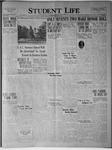 Student Life, February 6, 1924, Vol. 22, No. 17