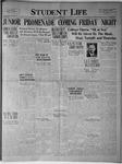 Student Life, March 5, 1924, Vol. 22, No. 21