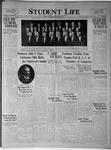 Student Life, March 12, 1924, Vol. 22, No. 22