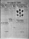 Student Life, April 16, 1924, Vol. 22, No. 27