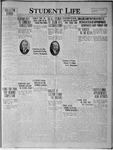 Student Life, June 30, 1924, No. 10