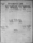 Student Life, July 14, 1924, No. 15
