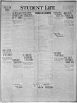 Student Life, July 16, 1924, No. 16