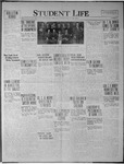 Student Life, July 18, 1924, No. 17