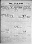 Student Life, November 5, 1924, Vol. 23, No. 6