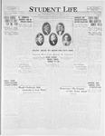 Student Life, February 10, 1926, Vol. 24, No. 18