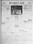 Student Life, February 4, 1925, Vol. 23, No. 17