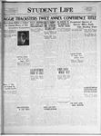 Student Life, May 27, 1925, Vol. 23, No. 31