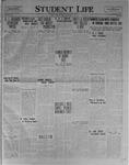 Student Life, October 21, 1926, Vol. 25, No. 4