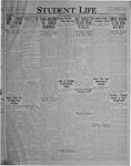 Student Life, July 1, 1927, Vol. 25, No. 31