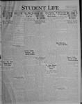 Student Life, July 8, 1927, Vol. 25, No. 32
