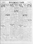 Student Life, November 17, 1927, Vol. 26, No. 8