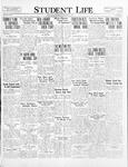 Student Life, January 26, 1928, Vol. 26, No. 15