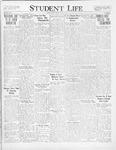 Student Life, July 20, 1928, Vol. 26, No. 33