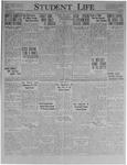 Student Life, December 7, 1928, Vol. 27, No. 11