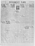 Student Life, December 14, 1928, Vol. 27, No. 12