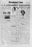 Student Lies, April 1, 1929